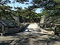 Gejobashi Bridge of Tokushima Castle.JPG
