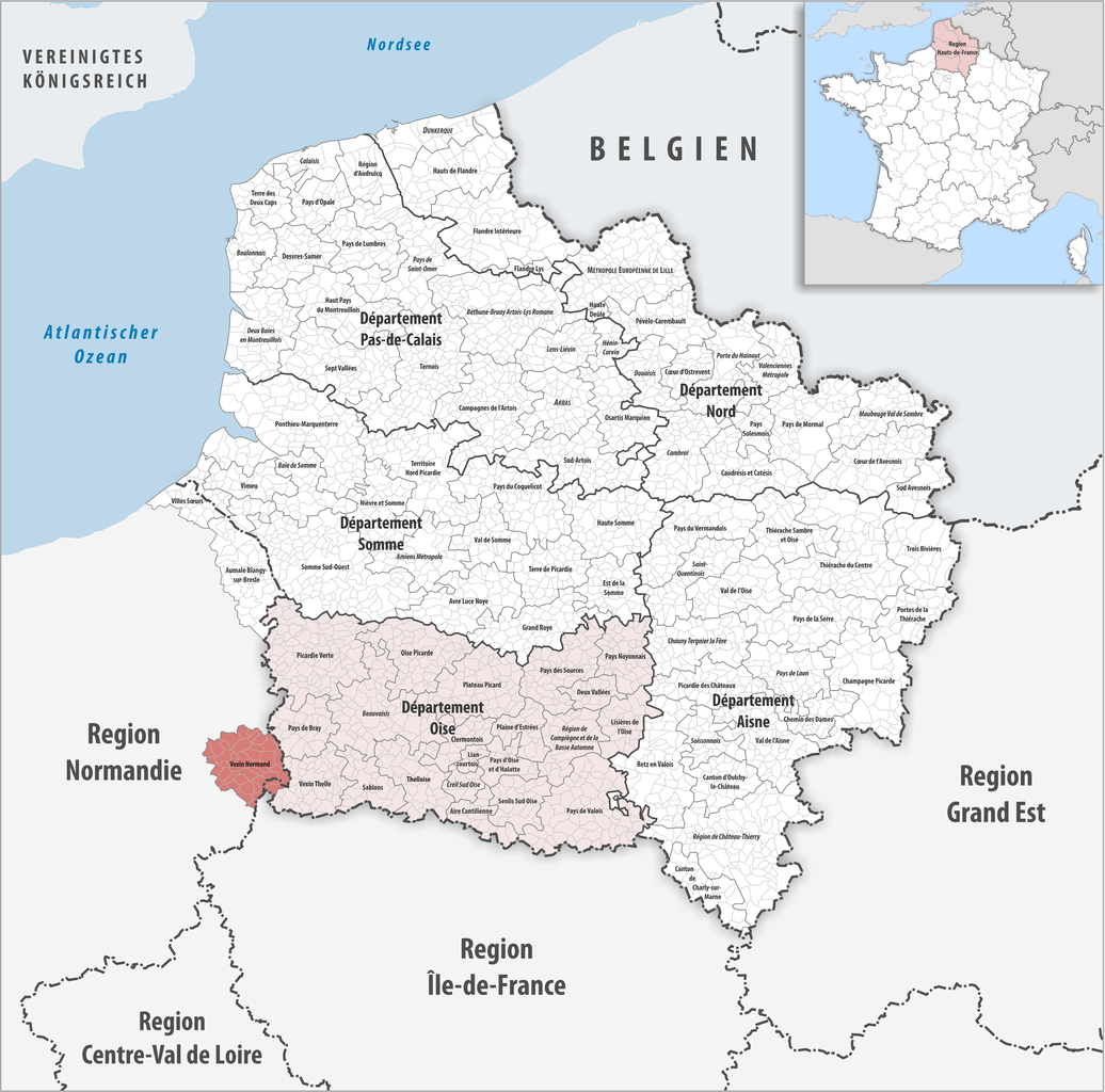 File:Gemeindeverband Vexin Normand - Hauts-de-France 2018 ... on map of ferghana valley, map of shebaa farms, map of arkansas territory, map of solid south, map of chiltern hills, map of normandy, map of sonoran desert, map of sulu sea,