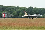 General Dynamics F-16C 91-0011 (Solo Turk) (9152682897).jpg