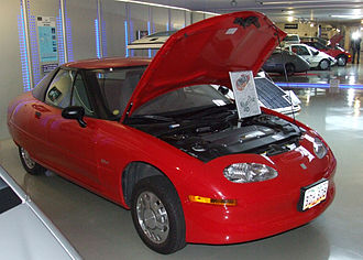 General Motors EV1 - The EV1 was seen as both a technological milestone and a business failure