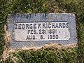 GeorgeFRichardsHeadstone.jpg