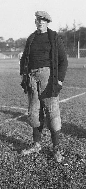 George Sanford (American football) - Sanford in 1913