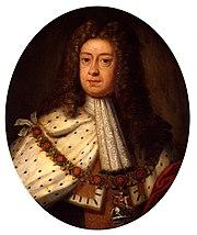 George I Oval