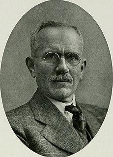 George Kruck Cherrie American zoologist