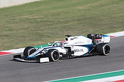 George Russell 2020 Tuscan Grand Prix - race day.jpg