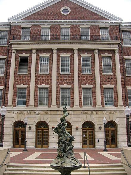 Georgetown University School of Dentistry - WikiMili, The