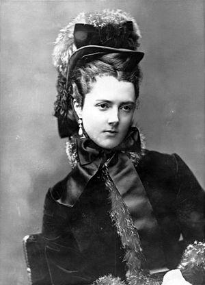 Georgina Ward, Countess of Dudley - Image: Georgina Ward, Countess of Dudley, 1880s