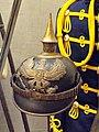Germany Prussian officer's spiked helmet model 1895 - National World War I Museum - Kansas City, MO - DSC07461.JPG
