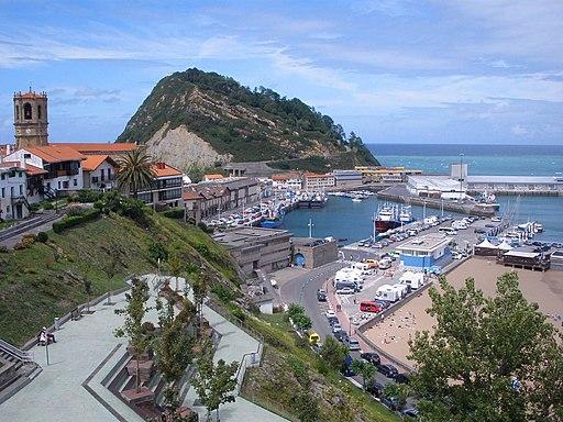 Getaria - Puerto 1