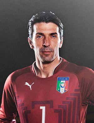Buffon, Gianluigi (1978-)