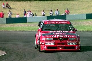 Gianni Giudici Italian racing driver