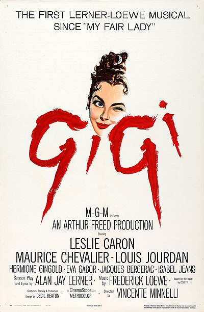 Picture of a movie: Gigi