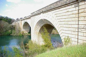 Gignac Bridge - Pont de Gignac