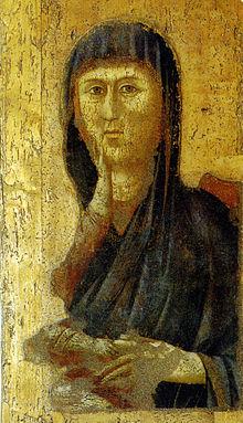 Madonna di Borgo San Lorenzo, Giotto (Borgo San Lorenzo)