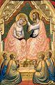 Giotto. Baroncelli Polyptych (central panel) c.1334 Baroncelli Chapel, Santa Croce, Florence.jpg