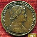 Giovanni candida, medaglia di giuliano (e clemente) della rovere.JPG