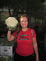 Girod Farmers Market Big Cauliflower.JPG