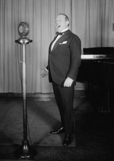 Giuseppe De Luca Italian opera singer 1876-1950