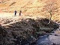 Gleann Cia-Aig near footbridge - geograph.org.uk - 947130.jpg