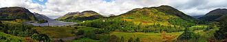 Glenfinnan - Image: Glenfinnan Site