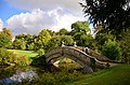 Glorious Colour on the Chinese Bridge at Wrest Park - panoramio.jpg