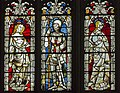 Gloucester Cathedral, Great East Window detail (30447205551).jpg