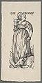 Gluttony (Die Fresikeit), from The Seven Vices, in Holzschnitte alter Meister gedruckt von den Originalstöcken der Sammlung Derschau im besitz des Staatlichen Kupferstich-kabinetts zu Berlin MET DP834008.jpg