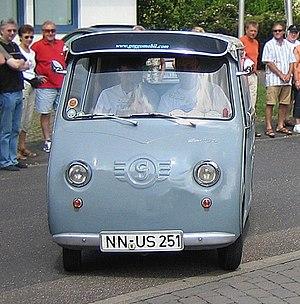 Goggomobil - Goggomobil Transporter van