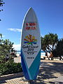 Gold Coast 2018 Commonwealth Games countdown clock 03.JPG