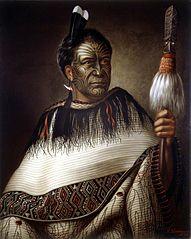 Portrait of Ngairo Rakai Hikuroa