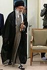 Government's yearly Ramadhan meeting with Ayatollah Ali Khamenei 01.jpg