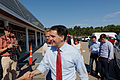 Governor of Wisconsin Scott Walker (and Scott Brown) at Seacoast Harley Davidson in North Hampton NH on July 16th 2015 by Michael Vadon 06.jpg