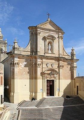 La Cathédrale Notre-Dame-de-l'Assomption de Rabat
