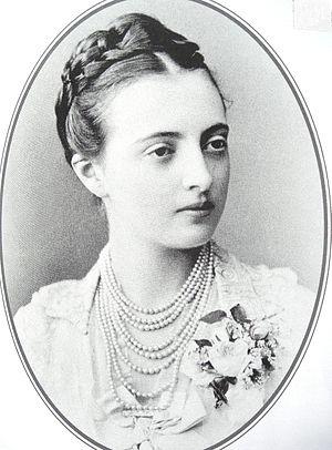 Grand Duke Michael Nikolaevich of Russia - Image: Gran Duchess Anastasia Mikhailovna of Russia 01