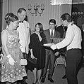 Grand Gala du Disque populier in Kurhaus te Scheveningen Ester Ofarim en echtgen, Bestanddeelnr 915-6279.jpg