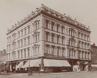 Grand Opera House (Manhattan) - Grand Opera House in 1895