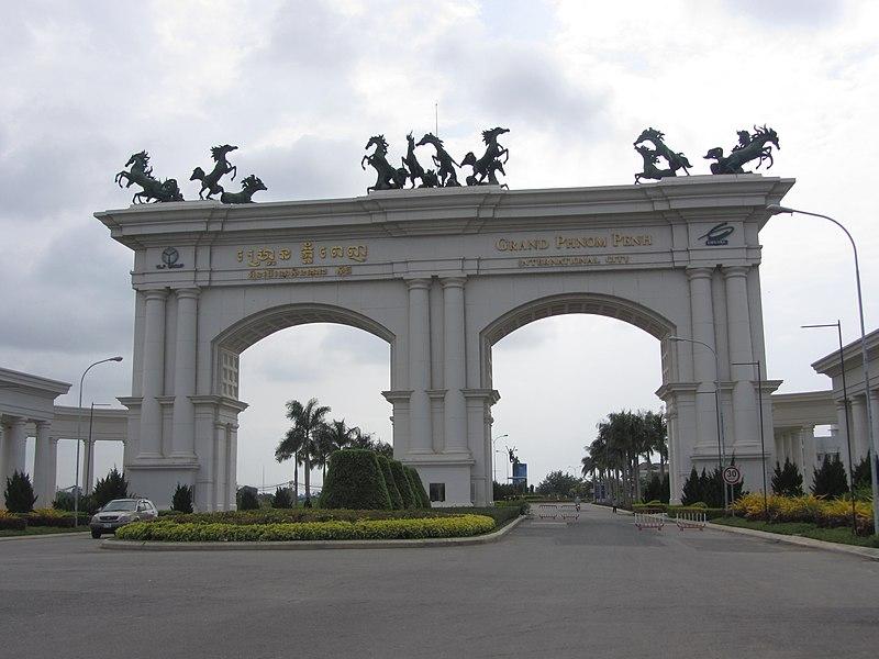 Turismo em Phnom Pehn