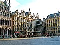 Grand Place, Brussels. Belgium. - panoramio - Pastor Sam.jpg