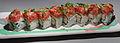 Grandma's birthday - sushi on platter.jpg