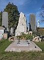 Grave of Rudolf Waisenhorn on the cemetery Liesing in Vienna, Austria-full PNr°0552.jpg