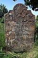Graveyard at Ringrone, 18c Gravestone - geograph.org.uk - 1392028.jpg