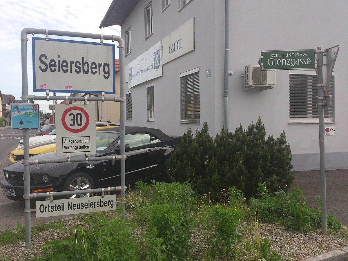 Listenansicht - Gemeinde Seiersberg-Pirka