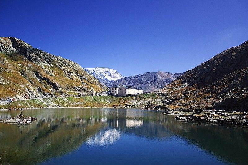 File:Great St Bernard Pass.jpg