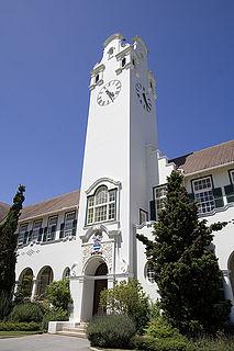 Grey High School high school in Port Elizabeth, South Africa