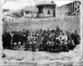 Grikor Mirzayan Suni Сhorus at Shushi in 1902.png