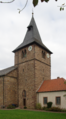 Grossenlueder Bimbach Catholic Church St Laurentius Steeple d.png