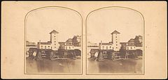 Group of 17 Early Calotype Stereograph Views - Pompe Notre-Dame.jpg