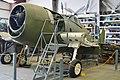 Grumman F6F-3 Hellcat (40467) (25966786140).jpg