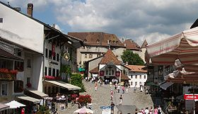 Gruyères (Fribourg)