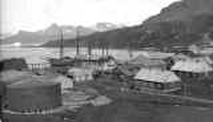 Southern Whaling and Sealing Company - Grytviken Whaling Station early 20th Century